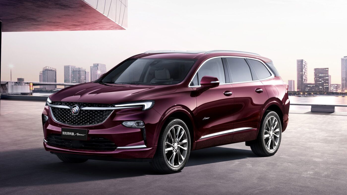 The Revamped 2021 Buick Envision Is Set To Get Here In Late 2020 The New Compact Suv Will Bring Moderate Upg In 2020 Buick Envision Buick Grand National Buick Enclave