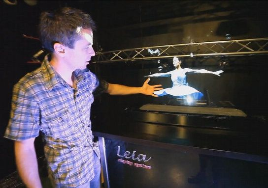 Light Field Lab raises seed round for holographic screen