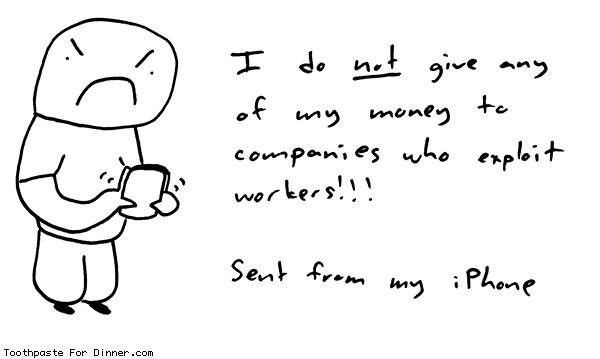 Money ethics