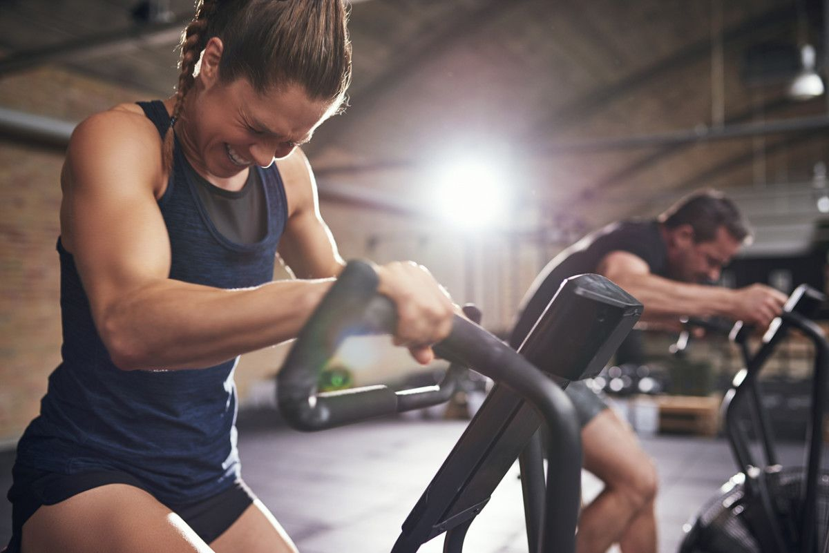 Aerobic Exercise Is Key To Successful Aging Study Aerobic Exercise Exercise Aerobics