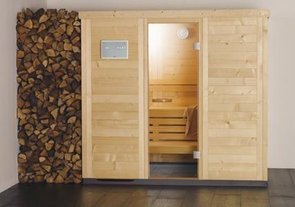 Sauna-Modelle für zu Hause Saunas