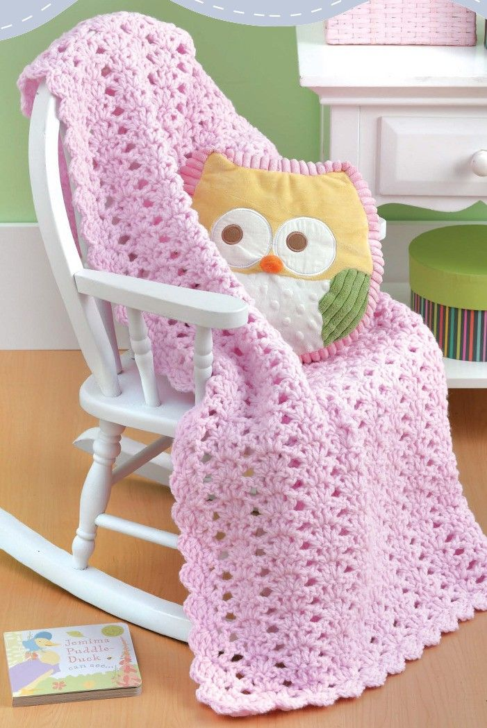Crochet Blankets for Toddlers patterns | Crochet Patterns for Baby ...