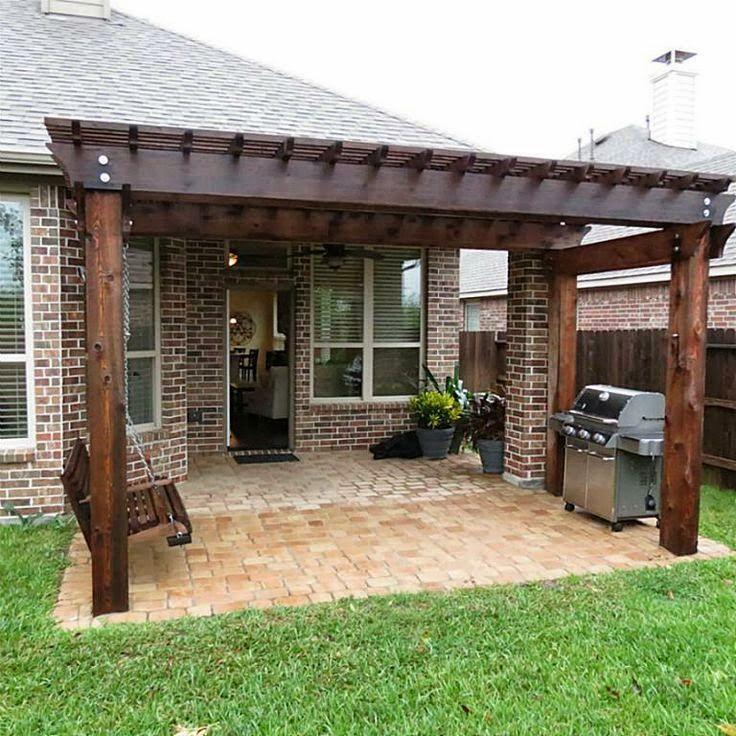 28++ Backyard extended patio ideas information