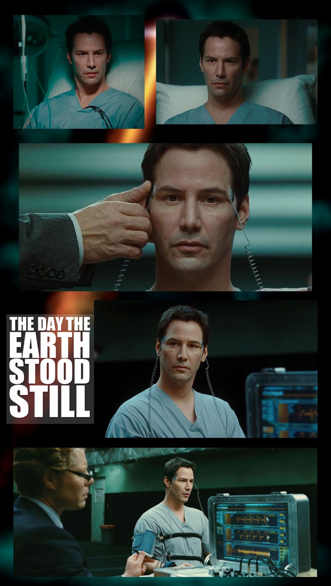 Keanu Reeves The Day The Earth Stood Still 2008 Keanu Reeves Keanu Reaves Taylor Kitsch
