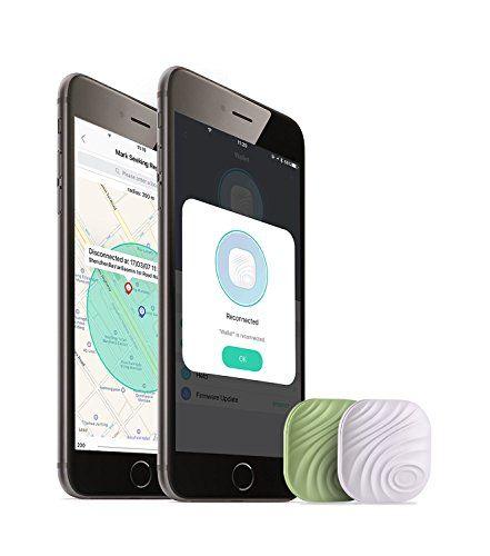 Lauco Mini Bluetooth Key Finder Phone Finder Gps Tracker Smart Antilost Tag Nut Find  Phone