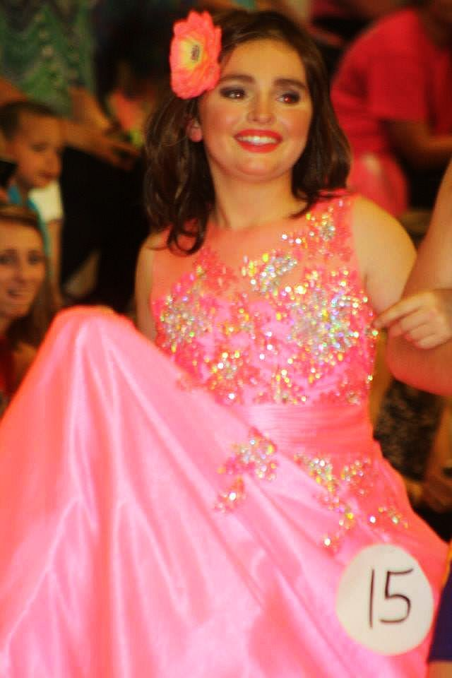 From an early 2015 pageant held at Alexander City Middle School in ...