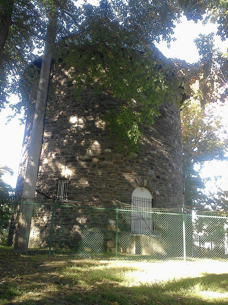 Mackay Estate Water Tower in North Hempstead (town), New York.