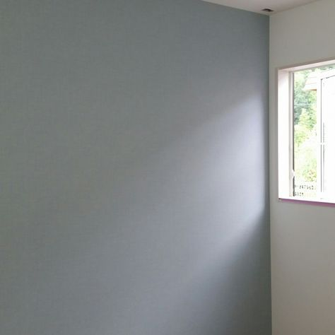 サンゲツ ブルーグレー 壁 天井 クロス 新築 などのインテリア実例