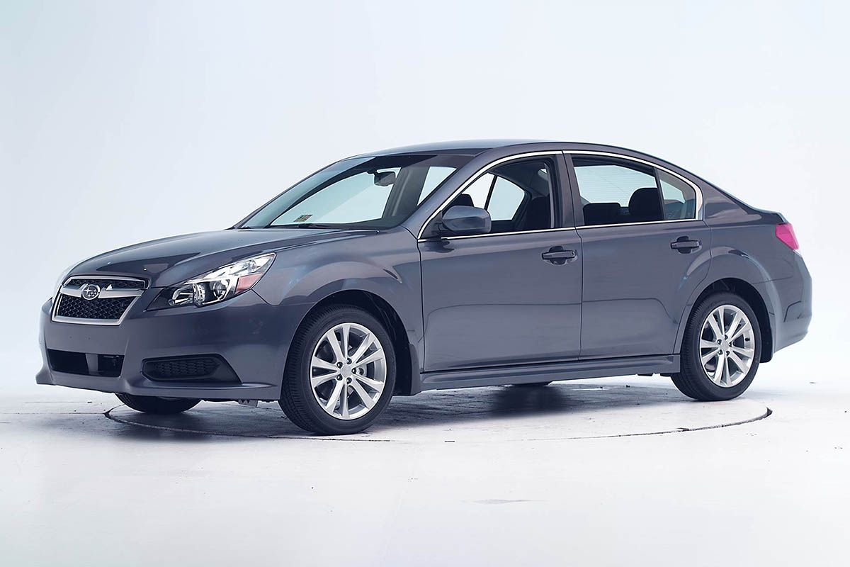 Subaru of America recalls over 120,000 certain 20032014