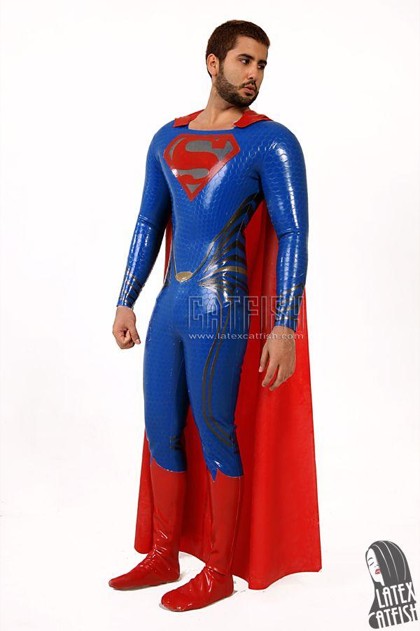Super hero fetish