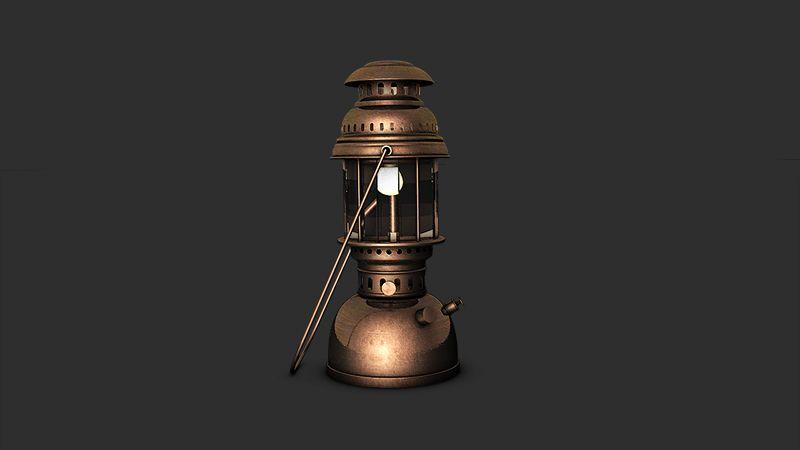 Petromax Lantern 3d Model Free Download Petromax 3d Model Lanterns