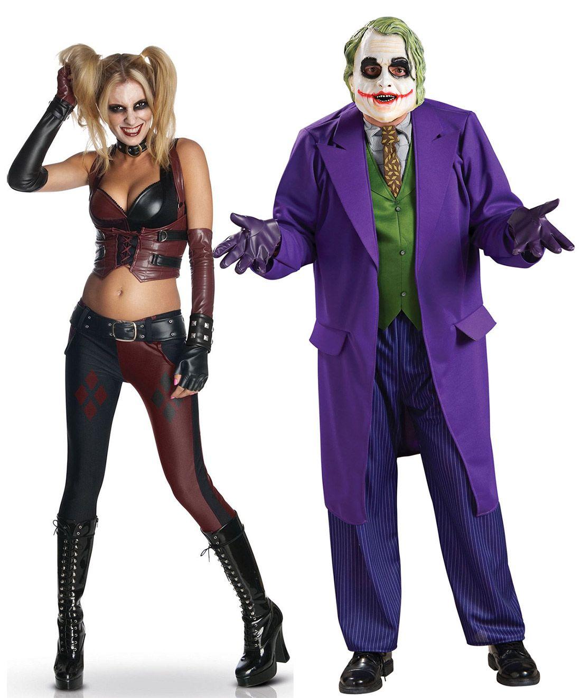 7be7573e7942 Disfraz de pareja Harley Quinn y Joker: Disfraz Harley Quinn Batman Arkham  City™ mujerEste disfraz de Harley Quinn para mujer tiene licencia oficial  Batman ...
