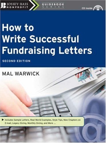 How to Write Successful Fundraising Letters (The Jossey-Bass