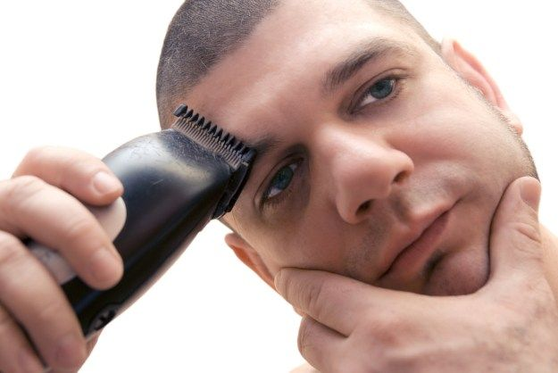 eyebrow trimmer men. 11 christian grey-approved grooming tips for men eyebrow trimmer