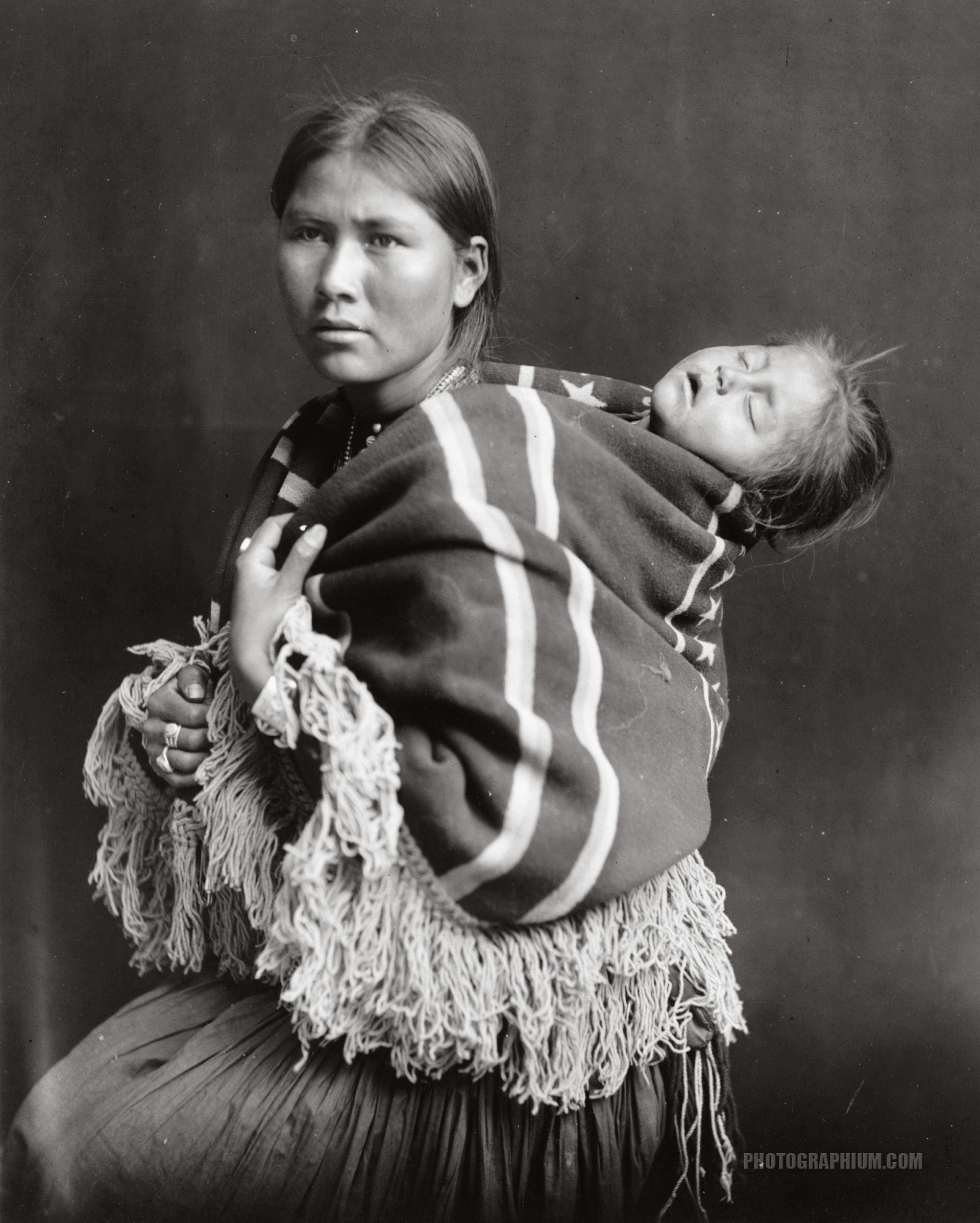 Navajo indian women