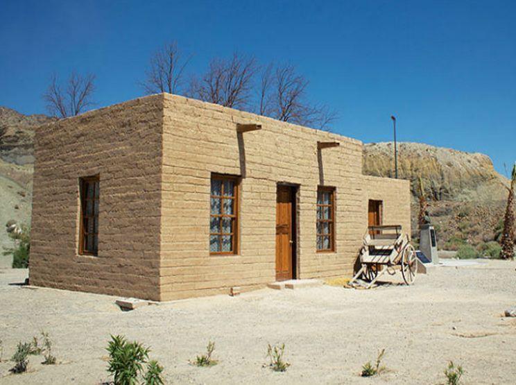 Fachadas Rusticas Mexicanas Con Adobe Casas De Campo Casas De Adobe Casas De Campo Sencillas
