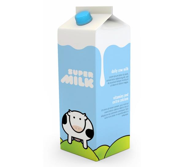 57 Milk Packaging Design Inspiration | Milk packaging ...