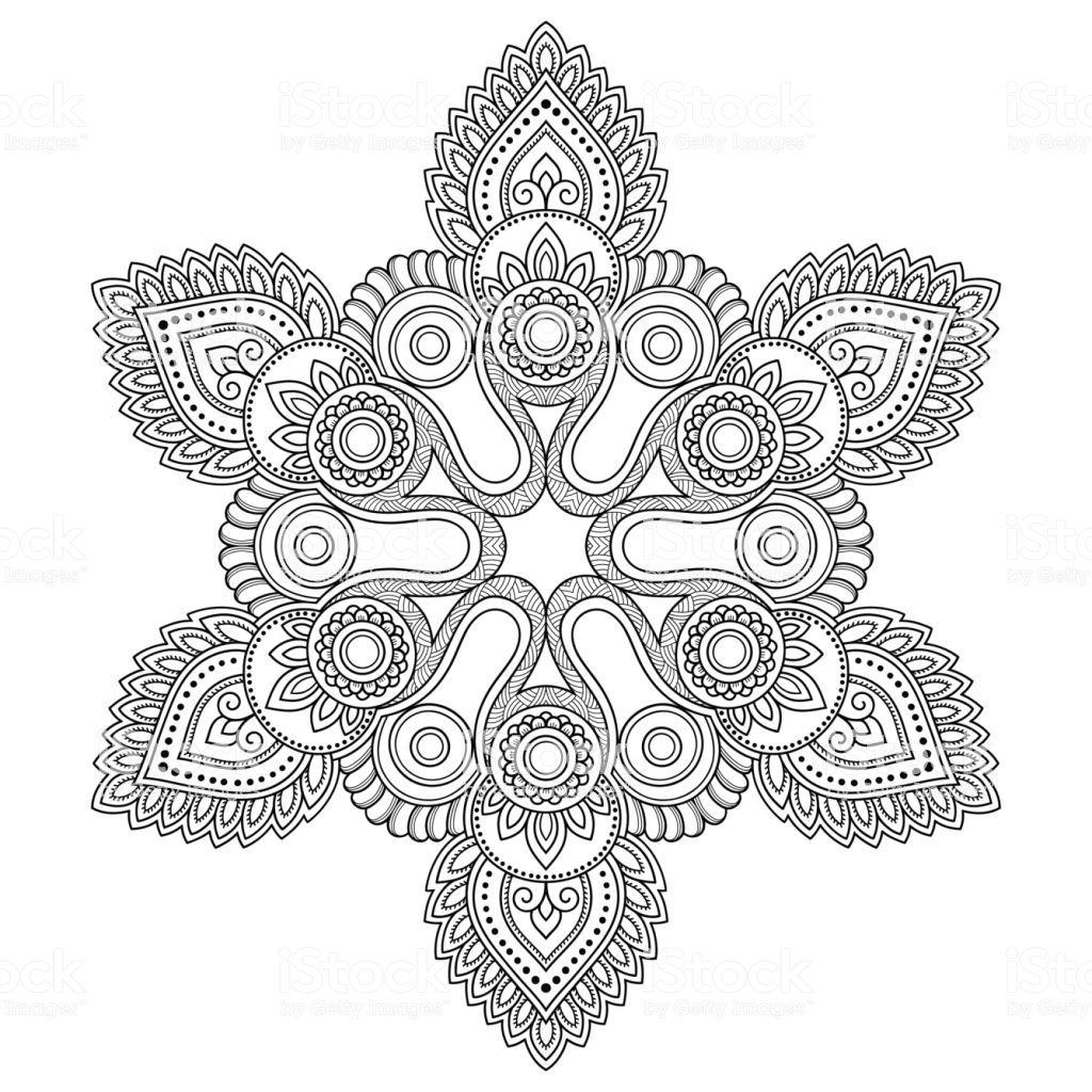 Pin By Gena Andreano On Coloring Mandala S