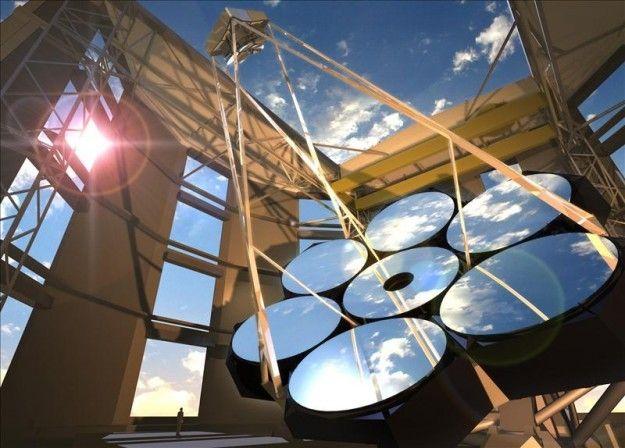 Anuncian preparativos para fase construcción de telescopio gigante Magallanes