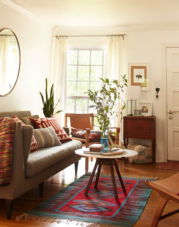 29 Tips For A Perfect Coffee Table Styling Boho Living Room