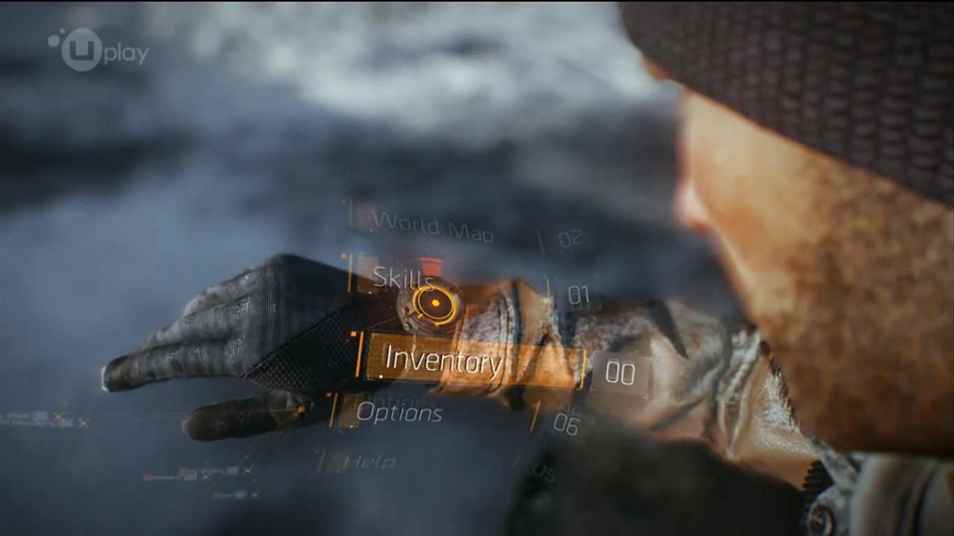 Tom Clancy's The Division – Interface Design