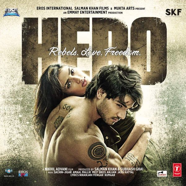 the hero movie mp3 songs free download