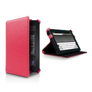 Can't wait to get this. I like the stand feature. My hands get tired of holding the Kindle after awhile.