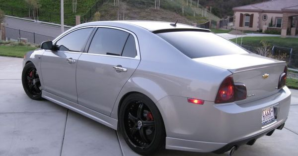 Pin By Ian On Modified 7th Gen Malibu Pinterest Chevy Malibu