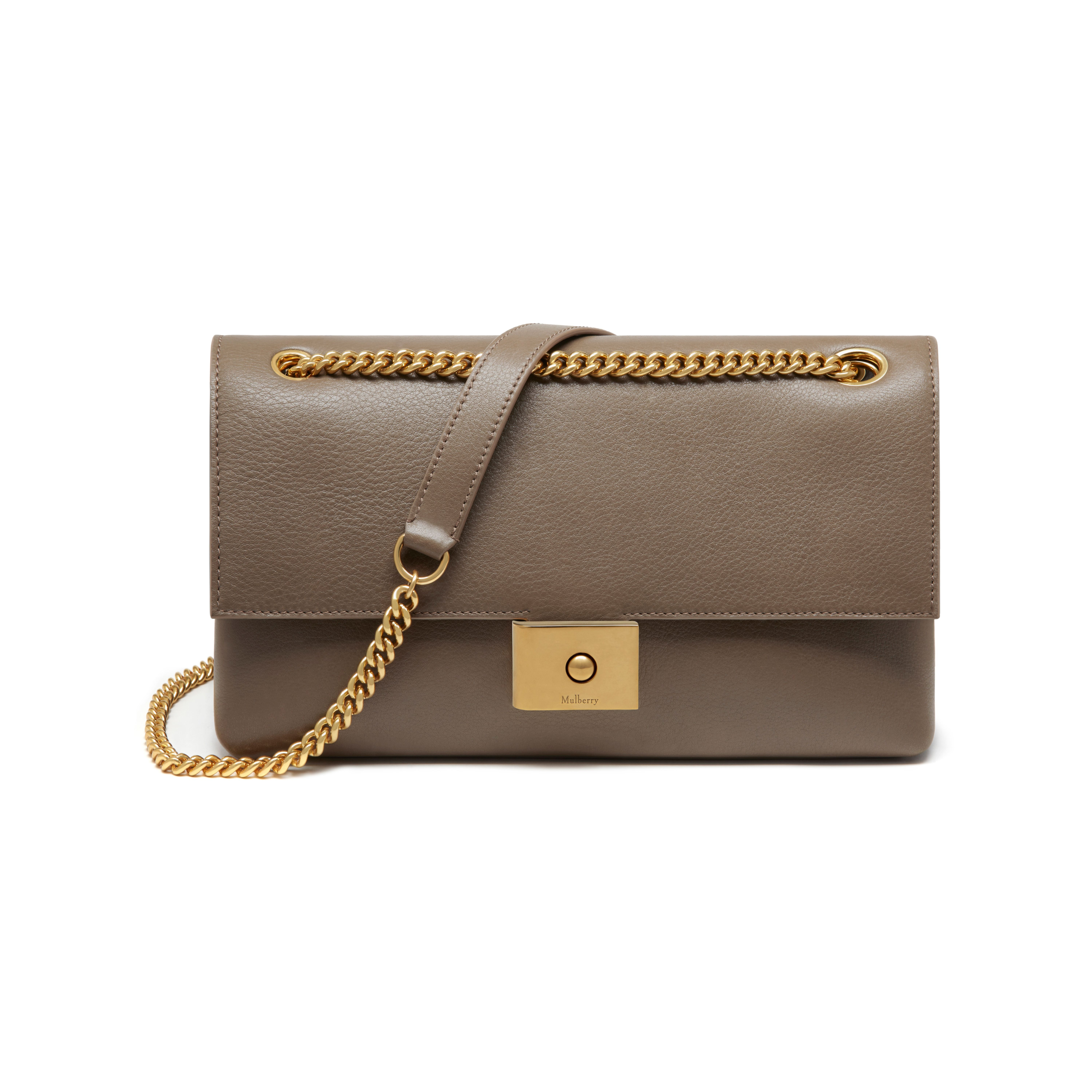 3d8458594de0 Shop the Cheyne in Clay Smooth Calf Leather at Mulberry.com. The beautiful  clasp is the centrepiece of the sophisticated Cheyne.