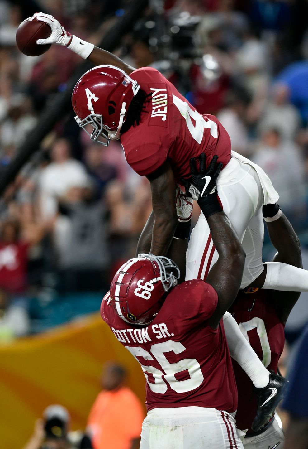 Alabama returns to title game after beating Oklahoma in ...