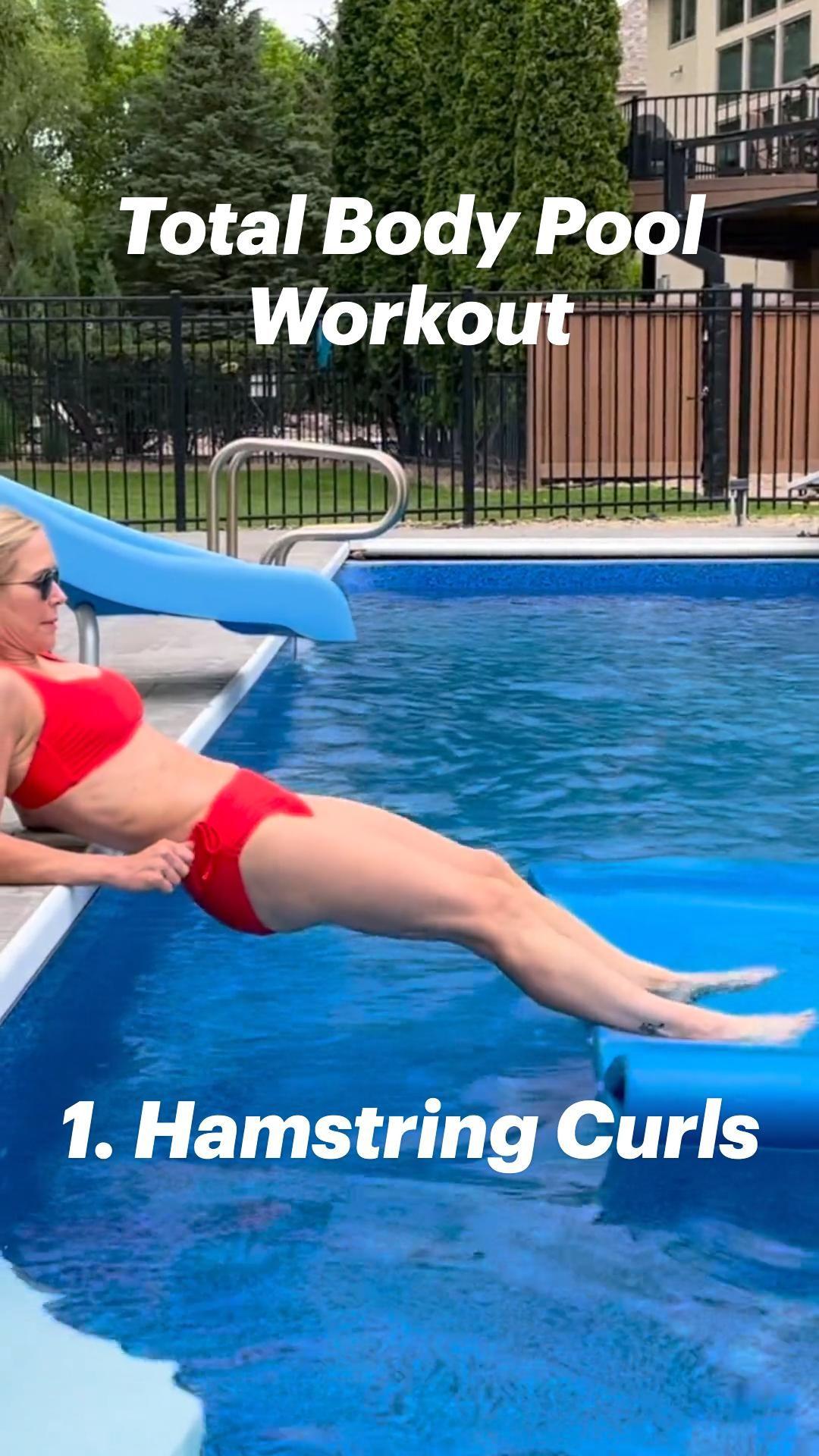 Total Body Pool Workout