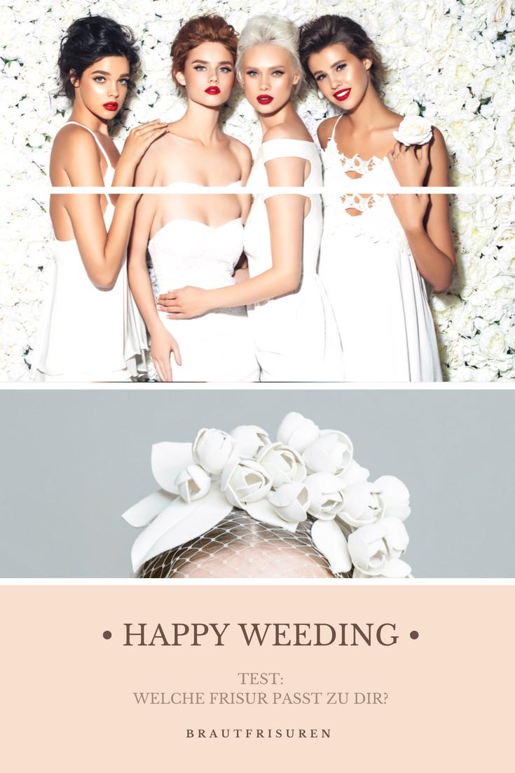 Welche Frisur Passt Zu Ihnen Ihr Sternzeichen Konnte Es Verraten Brautfrisur Kleid Hochzeit Brautjungfernkleid