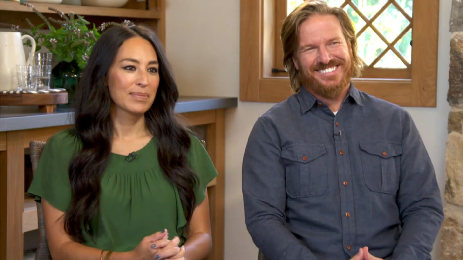 Chip And Joanna Gaines Talk Divorce Rumors Fame And Life In Waco