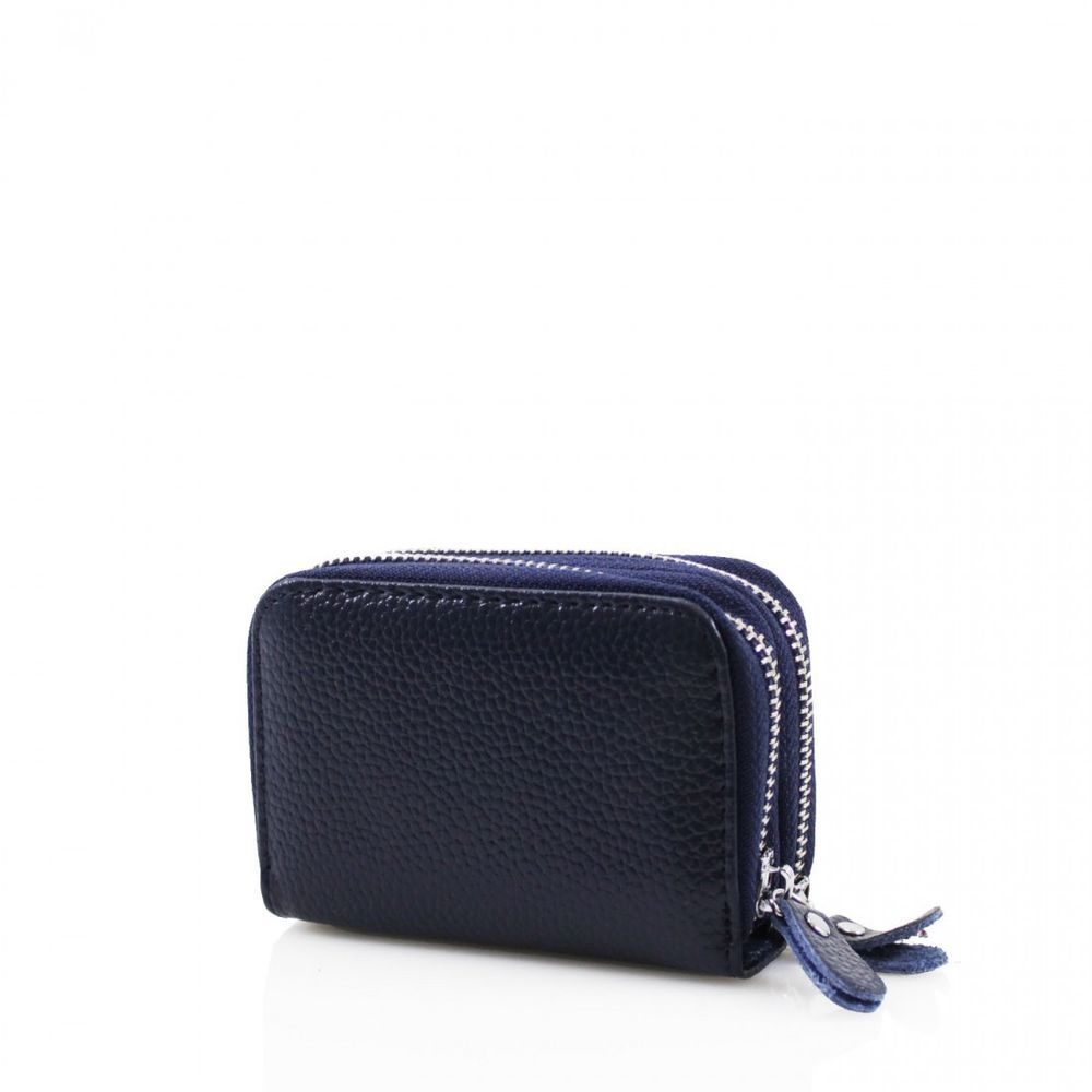 Details about new ladies small leather card holder single