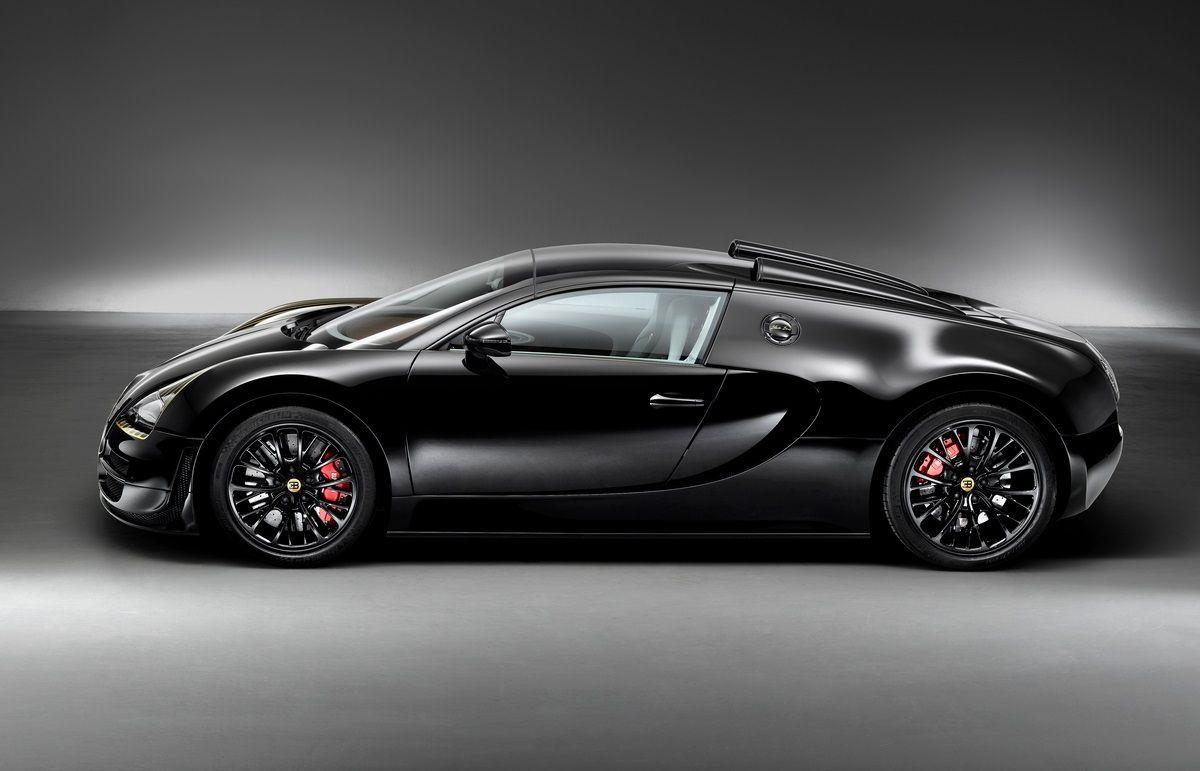 Foto de Bugatti Veyron Black Bess (4/19)