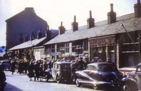 Smithfield Market 1950 S