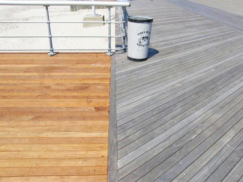 Low Maintenance Wood For Your Deck Really Ipe Wood Deck Wood Deck Ipe Decking