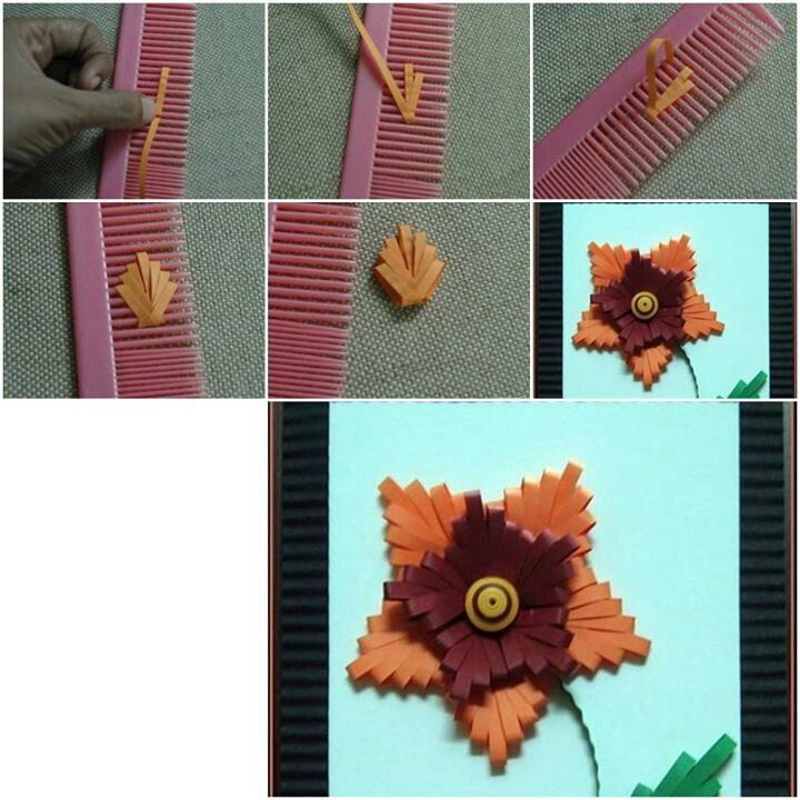 Pin By Rosa Bagur Coll On Kwiaty Paper Quilling Flowers Quilling Birthday Cards Quilling Patterns