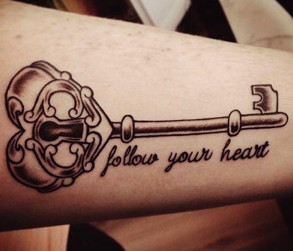 Resultado de imagen para llave tattoo