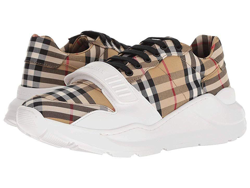 Burberry Regis Sneaker Men's Shoes