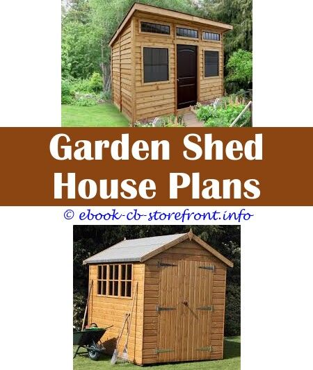 8 Resourceful Simple Ideas: Storage Shed Plans List Garden