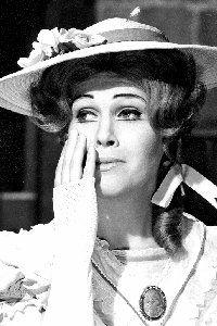 Susan Jackson as Rose Maybud in Ruddigore.  Copyright David Stone.
