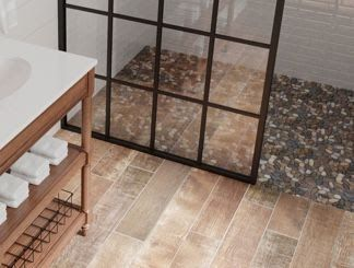 bathroom tile and trends at lowe s top 60 best grey