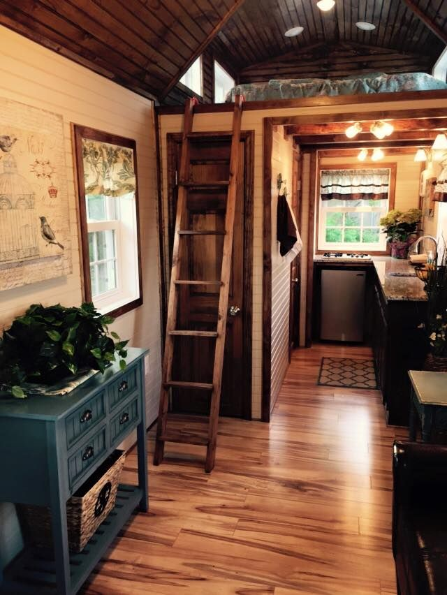 Pin by Tiny House Building Company on Custom Staircases ...