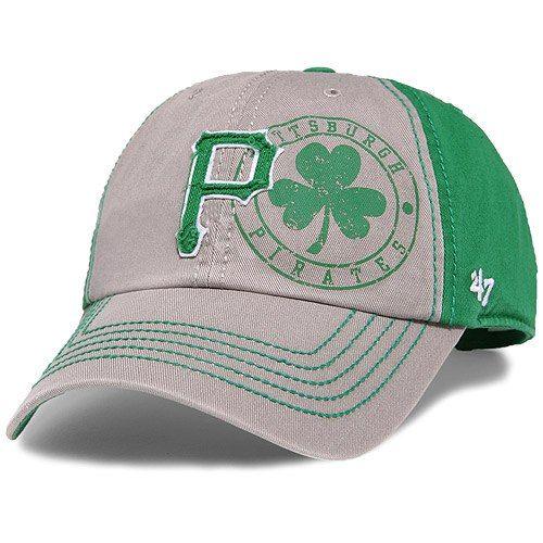 495e33c9d1519 Irish Pittsburgh Pirates  hat