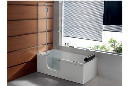 MaXXwell SALZBURG badekar med dør M-B8063