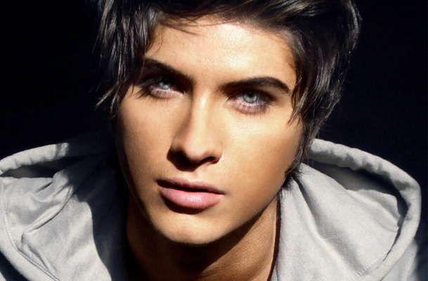 irish male models