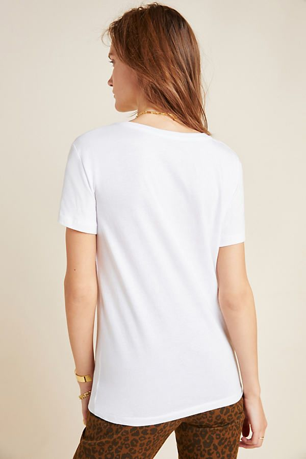 Avant Guard Dogs Graphic Tee by Unfortunate Portrait in White Size: S, Women's Tees at Anthropologie