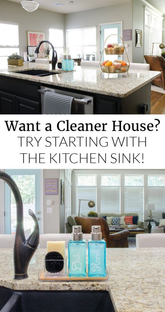 Does The E Around Your Kitchen Sink Need Some Organization I Found Perfect Products