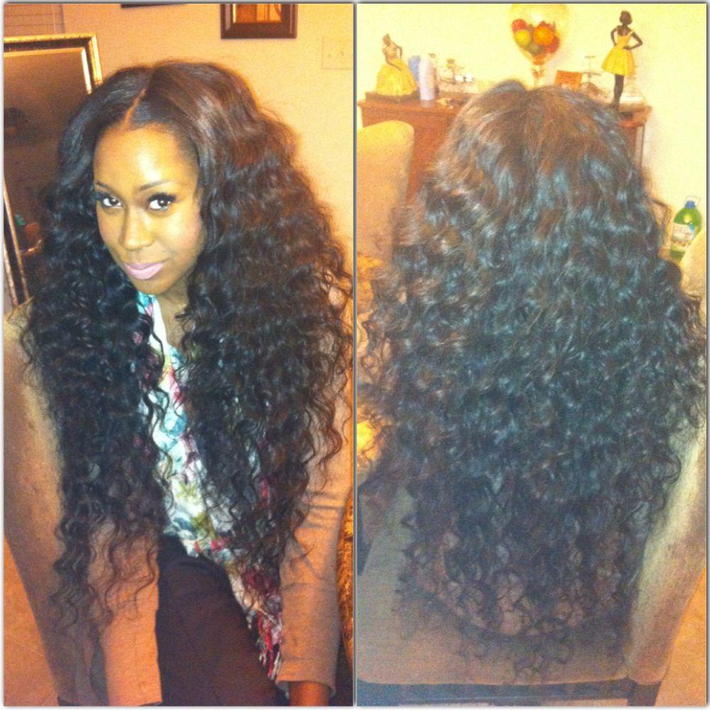 Peruvian Wavy Hairstyles Brazilian Wavy 2224 And 26 Inches Laiiiiddd Sick Sad Hair